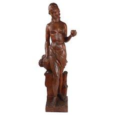"""""""Flora"""", Sculpture by Joseph Wackerle"""
