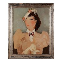 """""""Chapeau Printanier. La Parisienne"""" by Suzanne Eisendieck"""