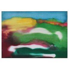 """Alcemystic Landscape II"" by Udo Haderlein"