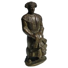 "Bronze ""Torero"" by Manuel Martínez Hugué (Manolo)"