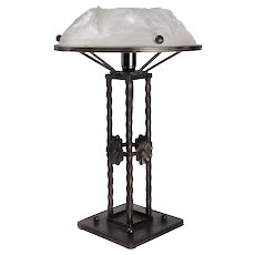 Jugendstil Table Lamp