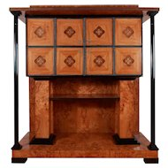 Music Room Cabinet by Josef Maria Olbrich, ca. 1905