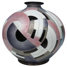 Art Deco Vase by Camille Fauré