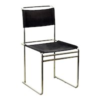 Marcel Breuer Tubular Steel Chair