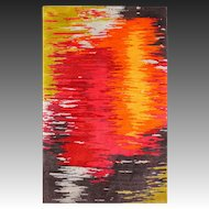 Contemporary Design Carpet