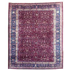 Agra Antique Carpet