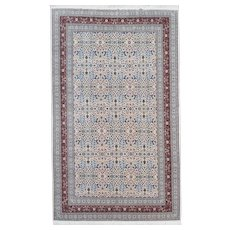 Vintage Oversize Turkish Hereke Carpet