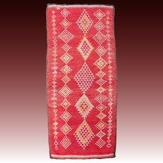 Large Oversize North African Vintage Tribal Berber Carpet