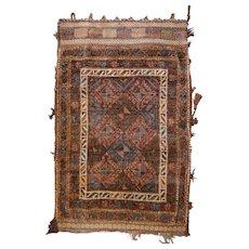 Vintage Afghan Cornsack or Tribal Bag