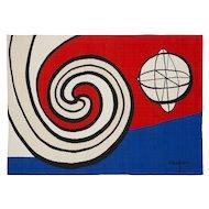 Alexander Calder Bicentennial Tapestry