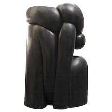 Wang Keping's Monumental Sculpture - Couple