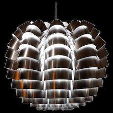 Max Sauze Beautiful Silver Orion 60 Lighting