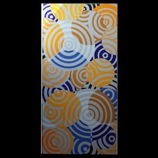 Antonio Asis - Abstract Composition, 1968