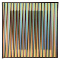 Carlos Cruz Diez - Physichromie 1373, 2003