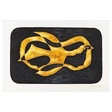 Georges Braque - Antiborée - Beautiful Litograph