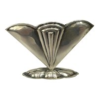 Art Deco Silver napkin holder Hungary 1910-1920