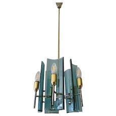 A Cristal Arte Pendant Light