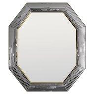 Octagonal Panelled Mirror