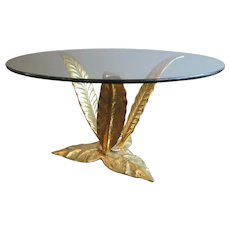 A Gilt Bronze Cocktail Table