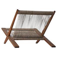 Assembled Chair by Jørgen Høj and Poul Kjaerholm 1952