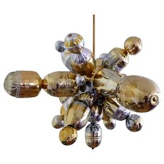 chandelier by Patrick Rampelotto