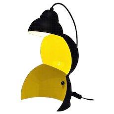 Schalentier Nr. 41: yellow by Konrad Friedel
