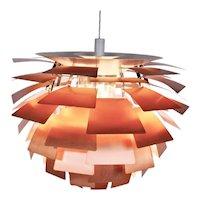 Early Poul Henningsen Artichoke Lamp, 1960's
