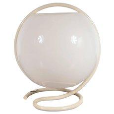 Large Ball Shaped Lamp Model 2144 Mappamondo by Elio Martinelli, 1968