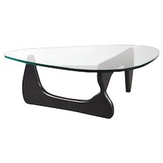 Sculptural Coffee Table by Isamu Noguchi for Herman Miller USA, circa 1980