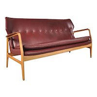 Bovenkamp Sofa by Aksel Bender Madsen, circa 1950