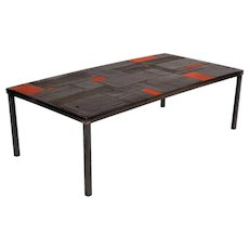 Coffee Table by Pia Manu, circa 1960