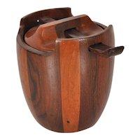 Tabacco Pot with Original Spoon by Jean Gillon, circa 1960