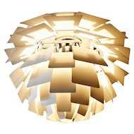 Early Poul Henningsen Artichoke Lamp
