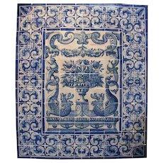18th century Portuguese Albarrada