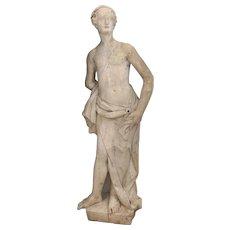 18th/19th century stone statue