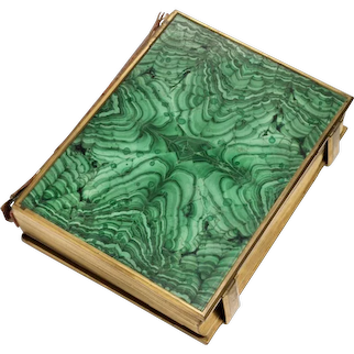 19th Century Photo Album, Russian maker, 1860s: A Russian Traveller's Album, Malachite  Photographs From St. Petersburg, Moscow And More.