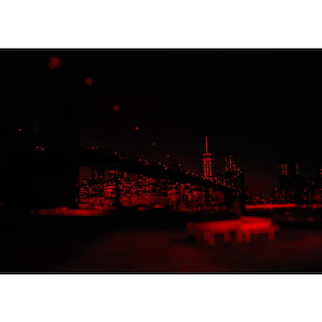 "NYC "" Red Passion"" #03, 2017 (Masterpiece)"