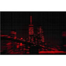 """NYC """" Red Passion"""" #02, 2017 (Masterpiece)"""