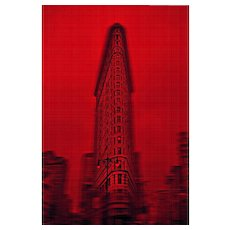 """NYC """"Red Passion"""" # 08, 2017 (Masterpiece)"""