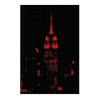 """NYC """"Red Passion"""" # 09, 2017 (Masterpiece)"""