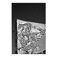Murales, Little Italy, 2015, NYC