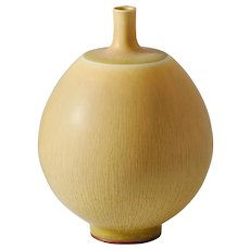 Vase designed by Berndt Friberg for Gustavsberg, Sweden. 1950's