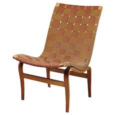Eva, designed by Bruno Mathsson for Karl Mathsson, Sweden. 1941
