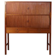 Cabinet, designed by Ole Wanscher for A. J. Iversen, Denmark