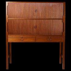 Cabinet, designed by Ole Wanscher for A. J. Iversen, Denmark