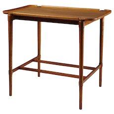 Occasional table designed by Peder Hvidt for Fritz Hansen, Denmark. 1943.