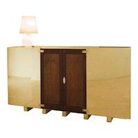 Modern cabinet with Original Berlage Doors by Alexander van Straten, 2015