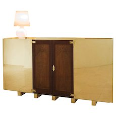 Modern cabinet with Original Berlage Doors by Alexander van Straten, 2015
