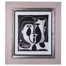 Abstract Figure V | 2010 | Lithograph | Erik Renssen (NL, 1960)