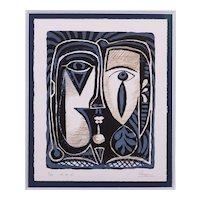 Abstract Figure II | 2015 | Lithograph | Erik Renssen (NL. 1960)